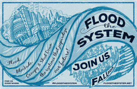 Flood the System