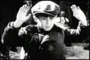 A Child Under Arrest in the Warsaw Ghetto