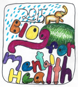 Blog for Mental Health 2015