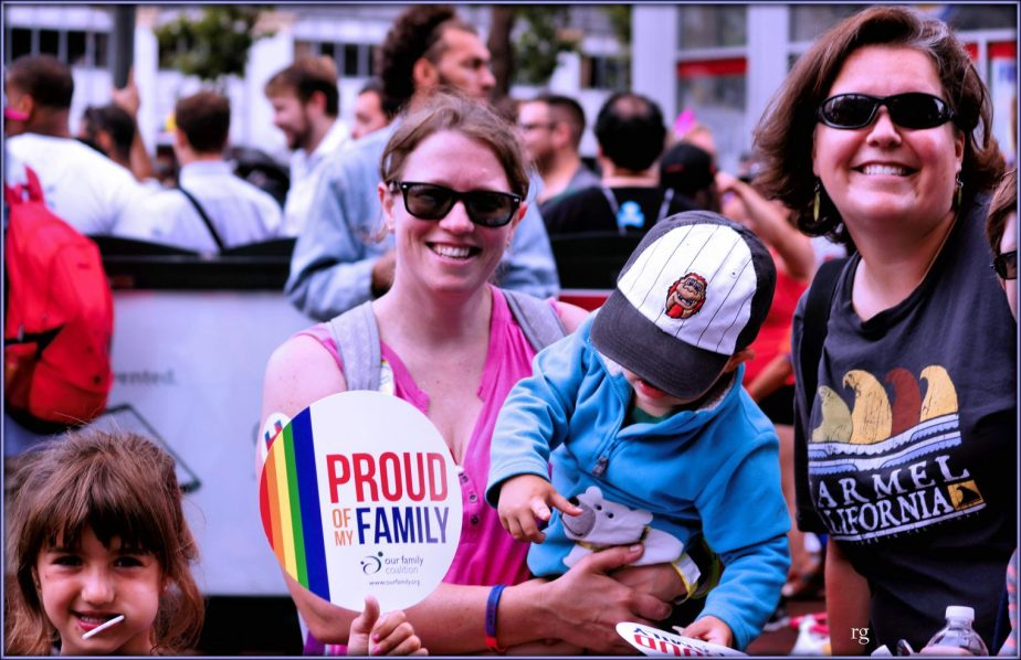 A Photo from Pride 2015