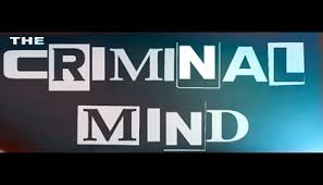 mind of a criminal