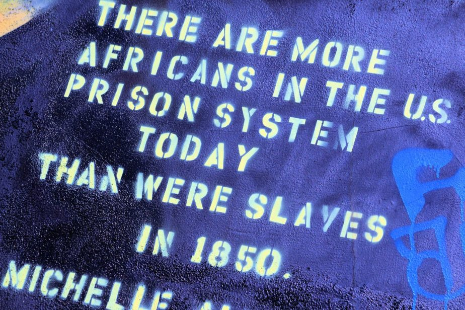Michelle Alexander: More Black Men Are In Prison Today Than Were Enslaved In 1850