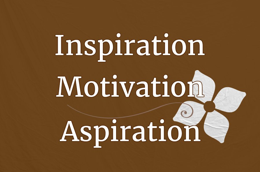 Suffocating Motivation