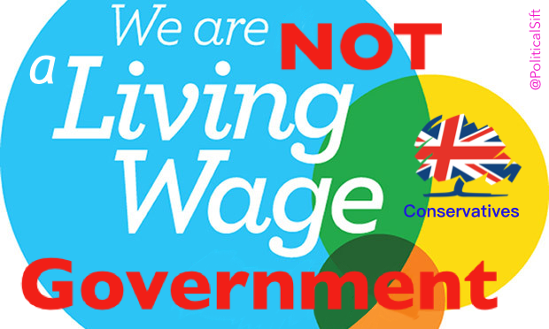 The Great Living Wage Robbery | By @TellMeTheEnemy