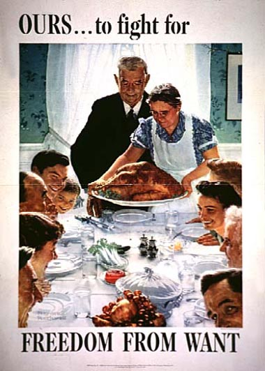 Freedom_from_want_1943-Norman_Rockwell