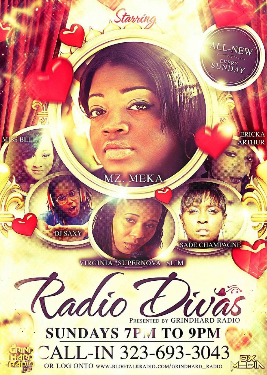 Talk To Us Live On-Air! @GrindHardRadio #RadioDivas Season Premiere!