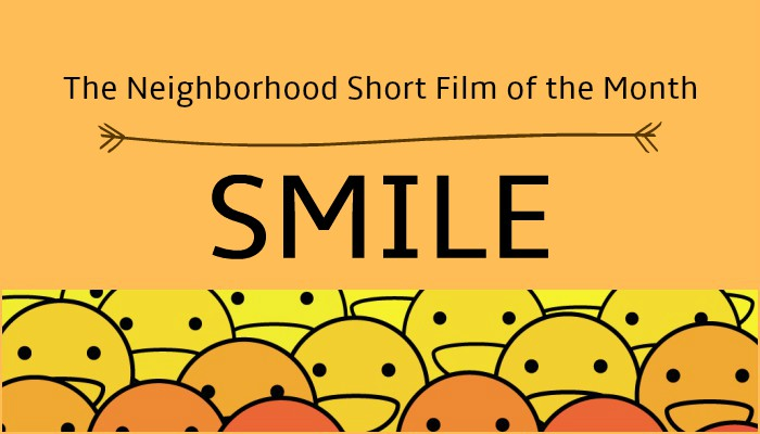 Short Film of the Month: SMILE by Karim Rejeb