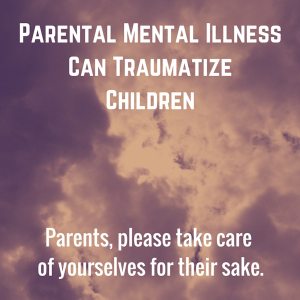 Parental Mental Illness