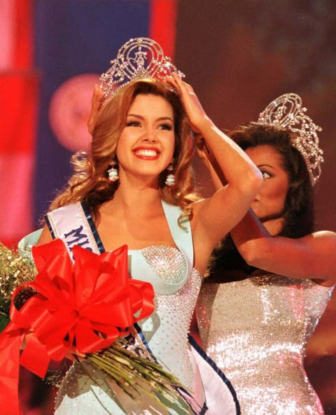 Why Is The Donald Trying To Paint A Former Miss Universe As A PornStar?