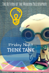 Friday Night Think Tank, Veterans Day, Trump, Clinton, Election Day, recovery, moving forward, what's next, humor, Modern Philosopher