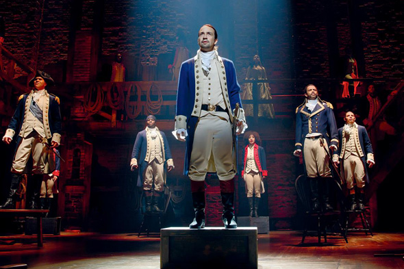 Thank You To The Cast Of Hamilton For Standing Up To VP-Elect Michael Pence