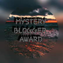 Graphic for the Mystery Blogger Award