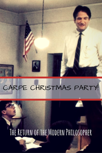 Christmas, Office Christmas Party, The Nite Show, Danny Cashman, WABI TV 5, writing, humor, Modern Philosopher
