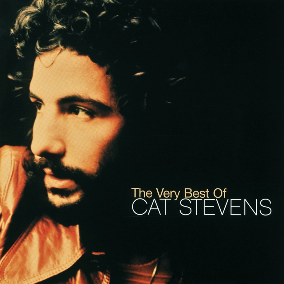 Scan of the Cover of The Very Best of Cat Stevens