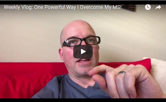 Weekly Vlog: One Powerful Way I Overcome My MS!