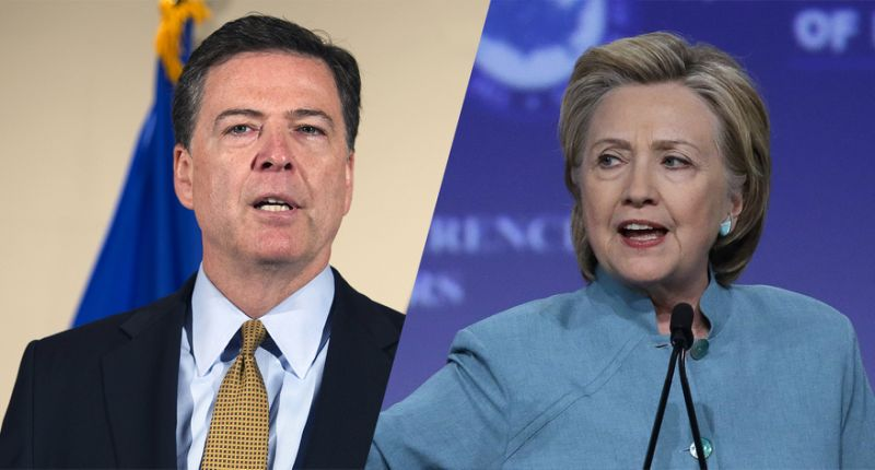 Comey May Have Based A Lot Of His Actions In The Clinton Email Case On A Fake New'sMemo