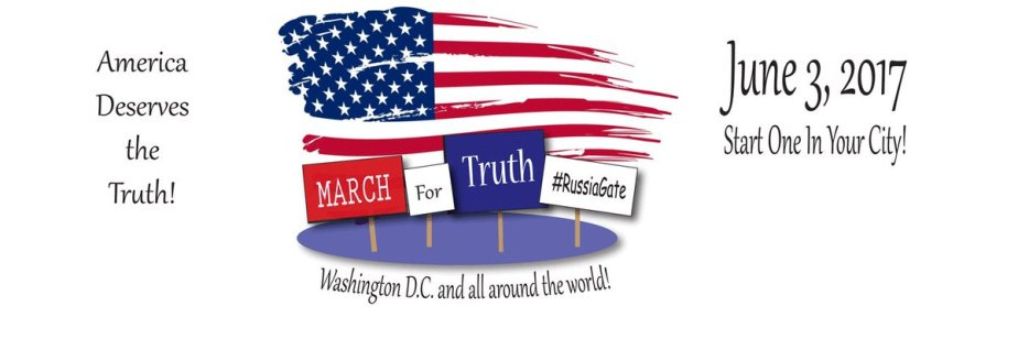 March for Truth - Saturday, June 3rd, 2017