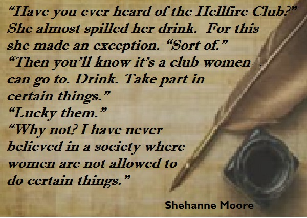 Have You Heard of the Hellfire Club? The Lot of Women in Georgian England (GuestPost)
