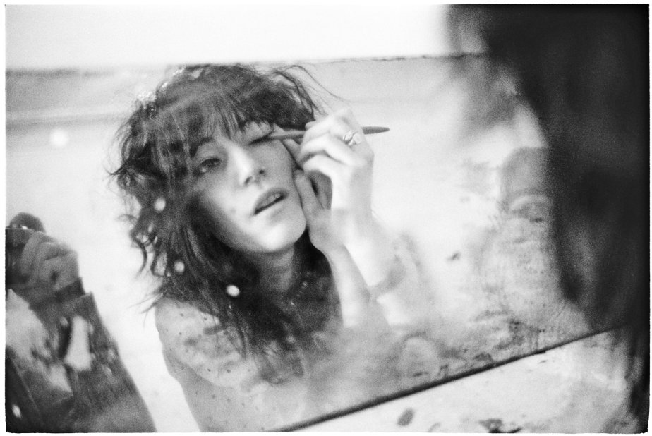 Patti Smith by Victor Bockris