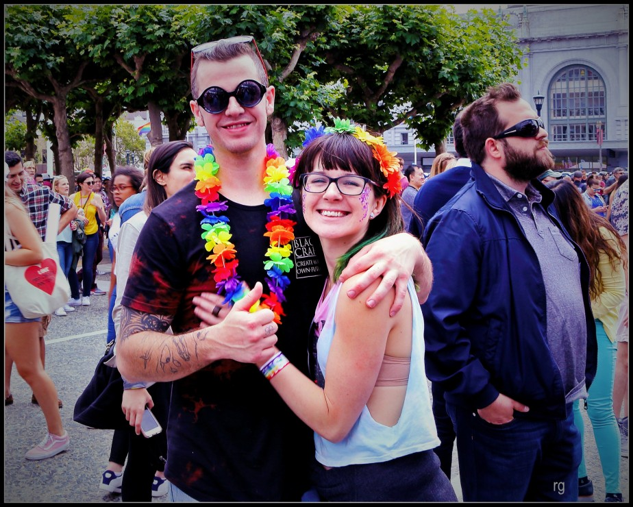 Photo of San Francisco Pride day 2017