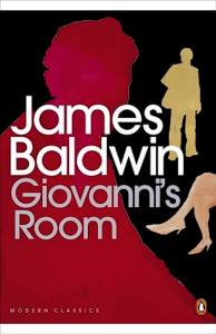 The cover of Giovanni's Room, by James Baldwin