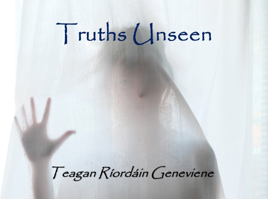 New Serial Reveal — Truths Unseen 1
