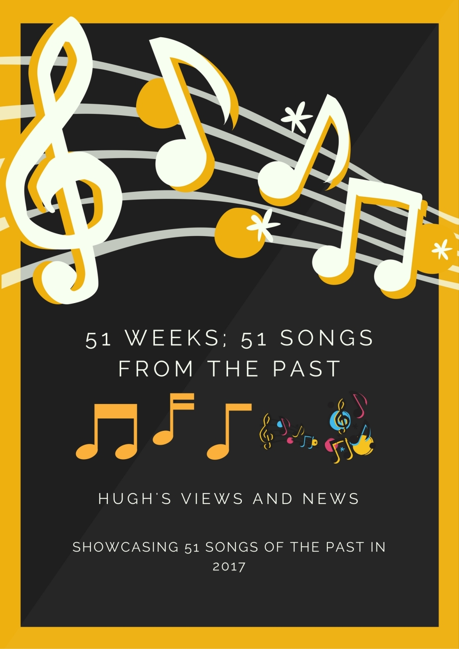 51 weeks 51 songs from the past poster