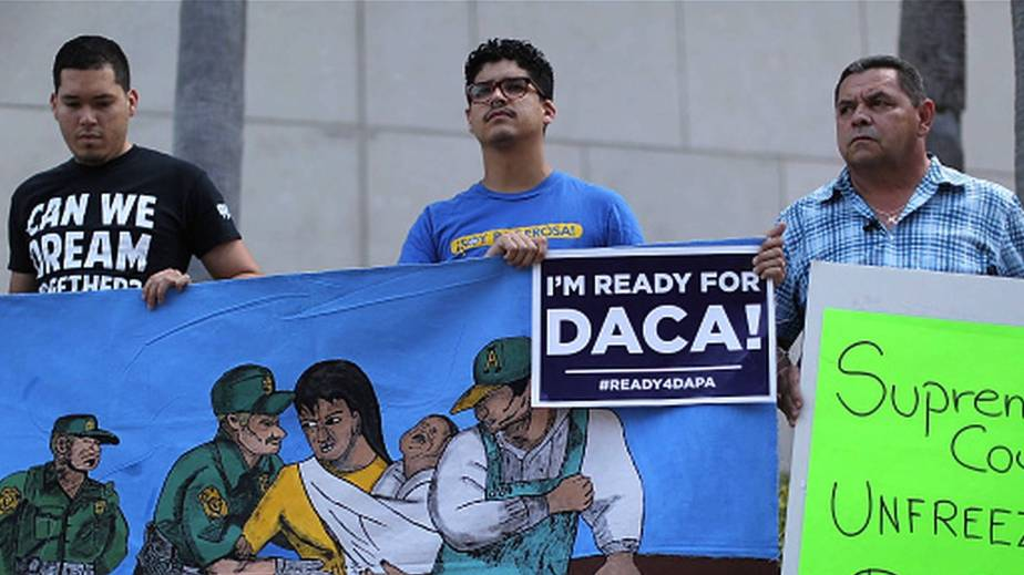 Sound The Alarms: President's Decision To End DACA For Dreamers IsImminent