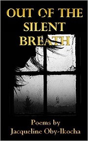 book cover for Out of the silent breath