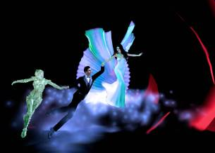 An illustration for Hullaba Lulu 12.1irtual Reality