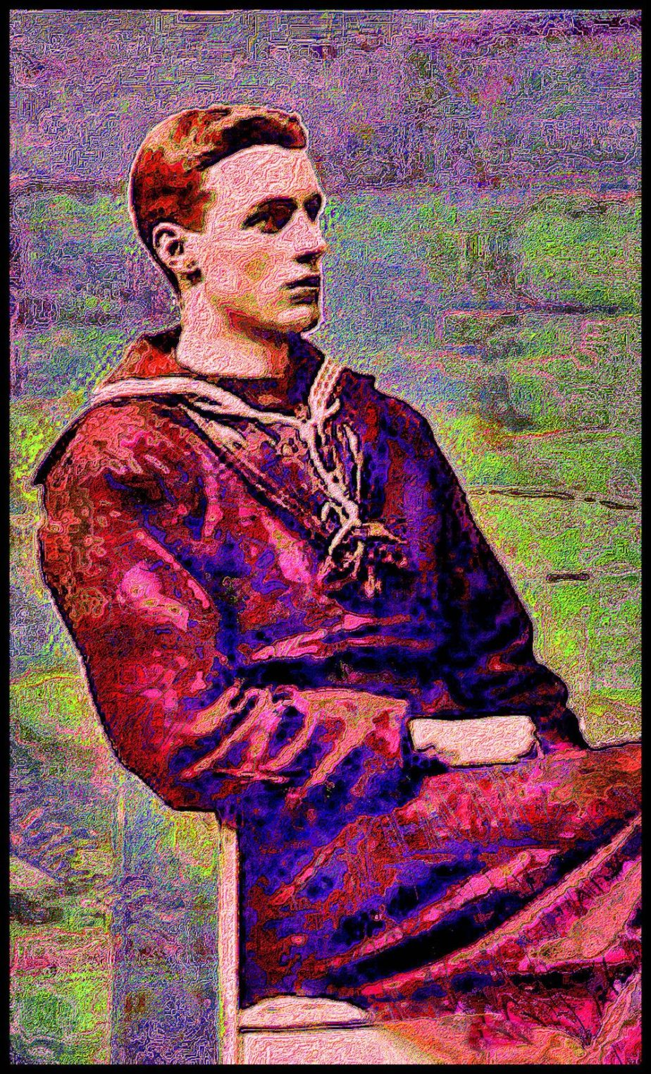 #WordlessWednesday: The British Sailor – 1915