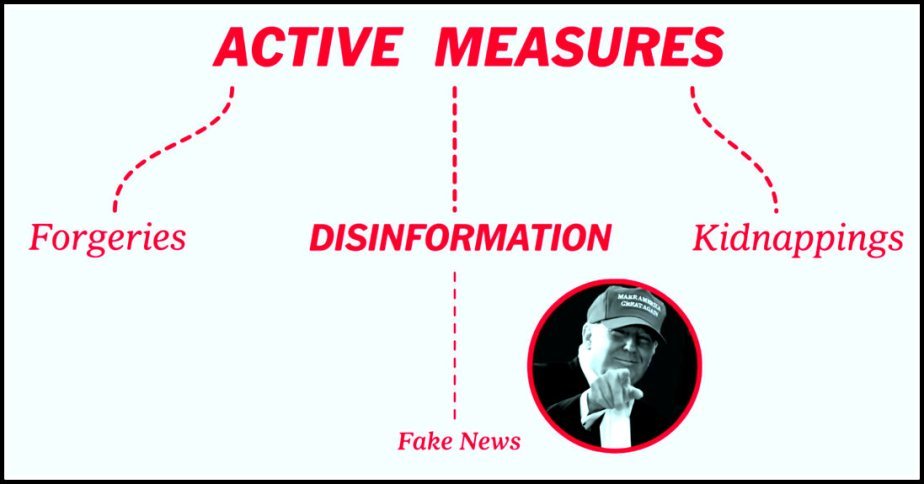 Each One Teach One: The KGB Spies Who Invented Fake News