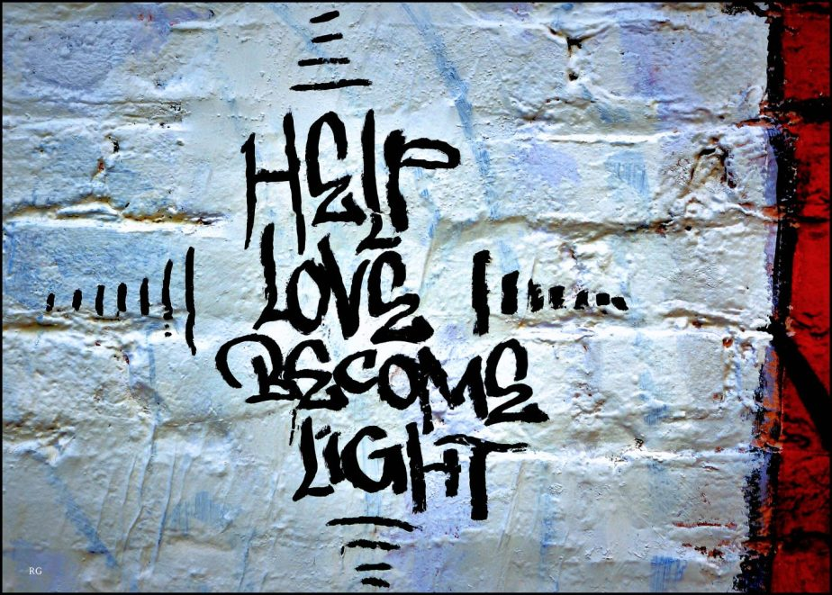 #MondayMotivaton: Help Love Become Light