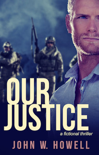 Book cover for our Justice