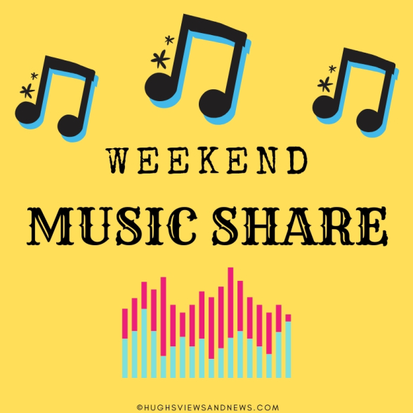 The Weekend Music Share Logo