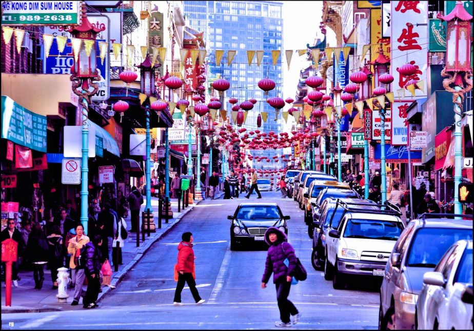 #WordlessWednesday: Chinatown, San Francisco