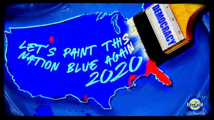 Let's Paint the Nation Blue