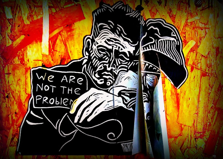 #WordLessWednesday: We Are Not the Problem